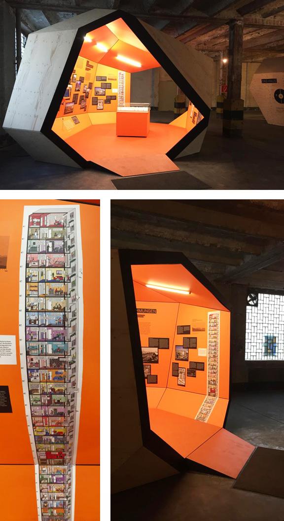 DAS HOCHHAUS | Ausstellung Köln | © Ulrich Grützner