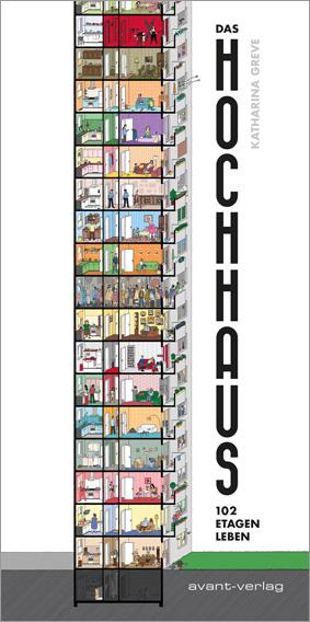 DAS HOCHHAUS | Cover | © Katharina Greve