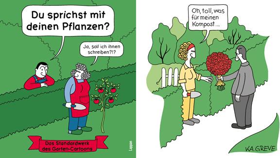 Du sprichst mit deinen Pflanzen? | © Katharina Greve