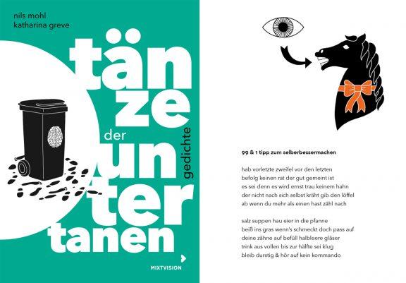 Buch | Tänze der Untertanen | © Nils Mohl & Katharina Greve