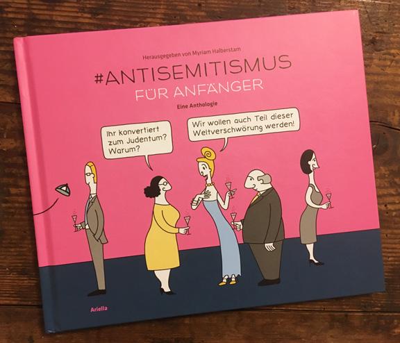 Buch | Antisemitismus für Anfänger | © Katharina Greve